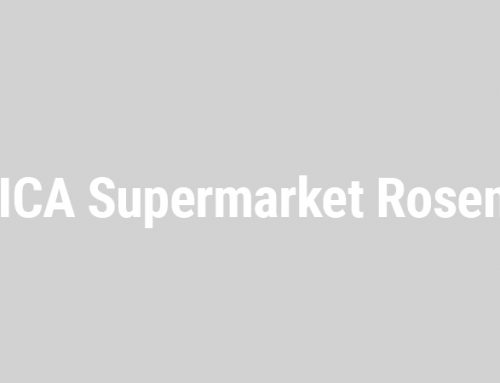Kundcase: ICA Supermarket Rosen