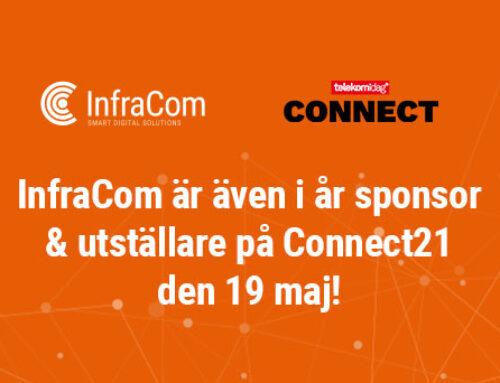 InfraCom deltar på Connect21 den 19 maj!