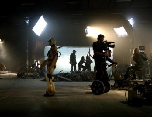 InfraCom levererar internet till Gothenburg Studios